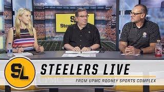 Chalk Talk, Punt or Grunt on Steelers Live | Pittsburgh Steelers