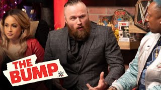 Aleister Black like you've never heard him before: WWE's The Bump, Feb. 26, 2020
