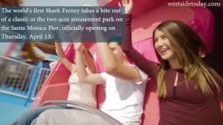 SHARK FRENZY @ PACIFIC PARK