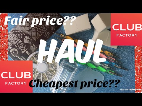 Club Factory Haul/ Cheapest Products in India from Club Factory/ Club Factory Shopping Haul