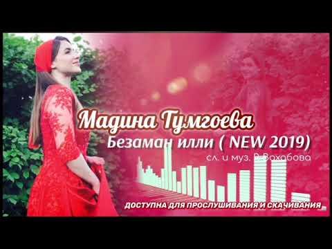 Мадина Тумгоева - Безаман илли (2019) Ингушка с Казахстана очень красиво спела на чеченском 😍😍👏🏻