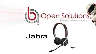 JABRA 65 Evolve Headset  Unboxing & Review