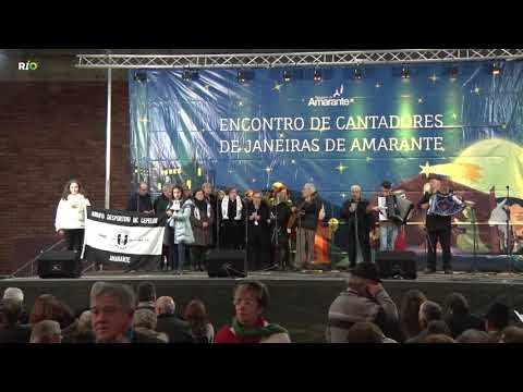 15º Encontro de Cantadores de Janeiras - Grupo Desportivo de Cepelos