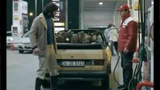 Kadir Inanir vs Yaban - Petrol Ofisi Reklami