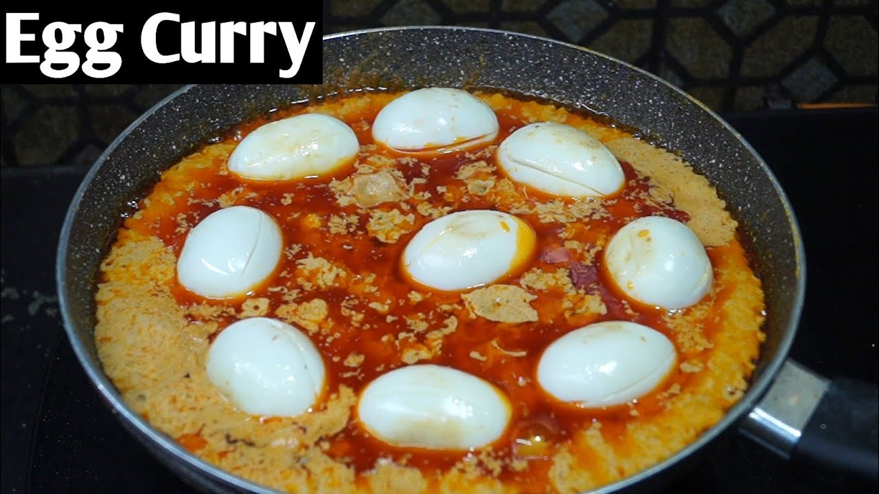 Restaurant Style Egg Curry l Restaurant Style Egg Gravy l How To Make Egg Curry In restaurant Style