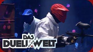 FINALE: Joko & Klaas spielen: Blind Paintball: Wer wird Weltmeister? | Duell um die Welt | ProSieben