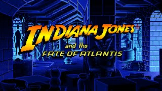 Indiana Jones and the Fate of Atlantis #4 - Your princess is in another sandwich