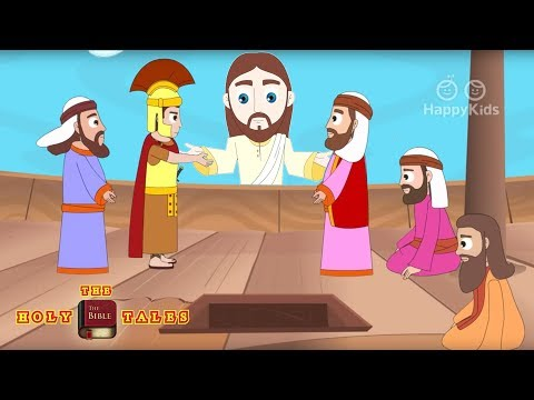 St. Paul The Apostle | New Testament I Animated Children's Bible Stories | Holy Tales Bible Stories