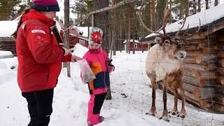 Зима в Леви. Финляндия. Мировой вояж. смотреть