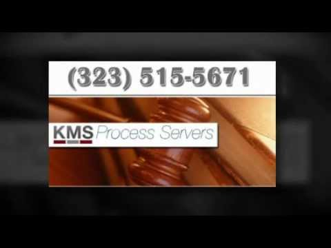 Process server Pasadena CA (323) 515-5671 KMS Process servers, Legal Support Services