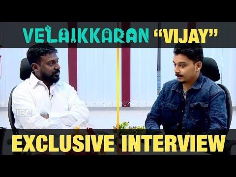 Vijay Vasanth Exclusive Interview | Selfie Time - IBC Tamil