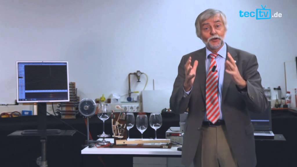 Tec-check: Wie Bekommt Man Ein Weinglas Zum Klingen?