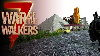 War of the Walkers #03 | Die Pyramide | 7 Days to Die | 7DtD Gameplay German Deutsch thumbnail