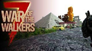 War of the Walkers #03 | Die Pyramide | 7 Days to Die | 7DtD Gameplay German Deutsch thumbnail