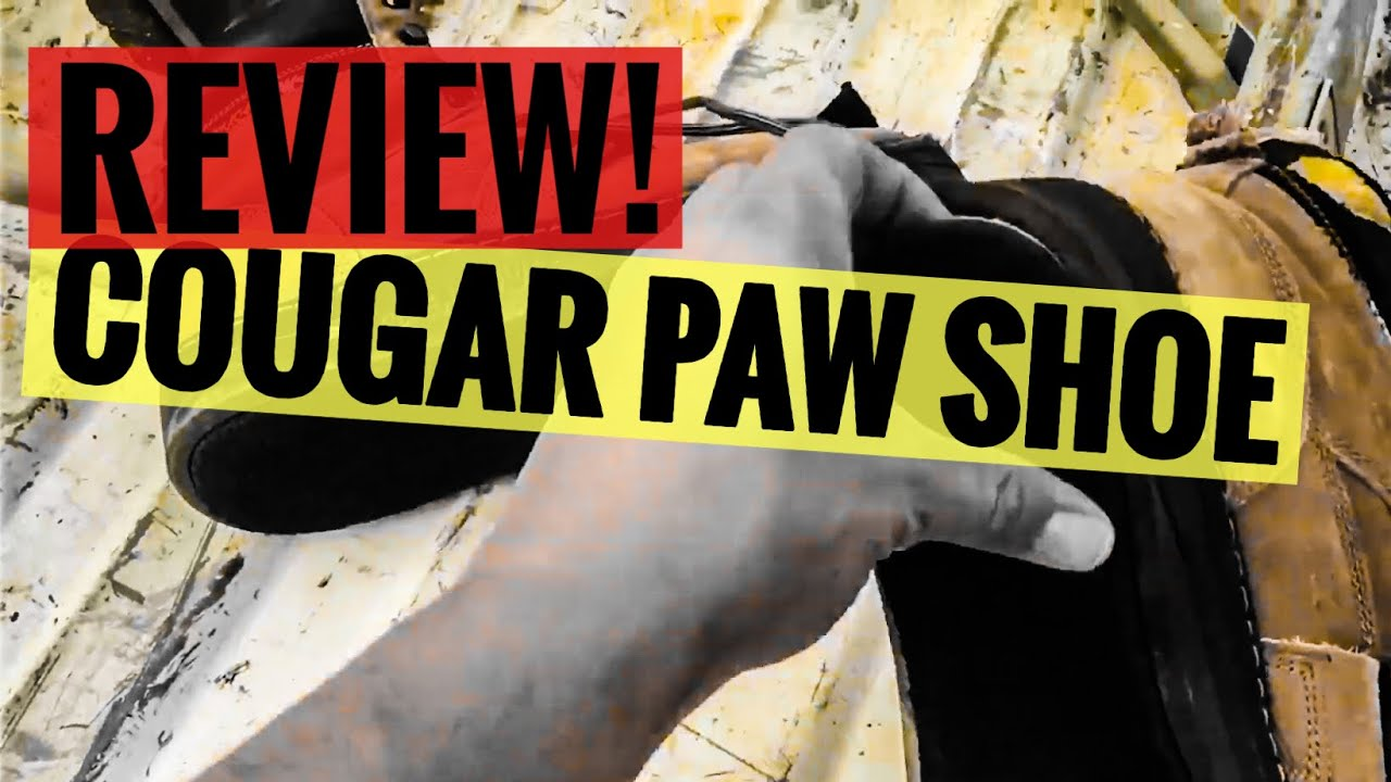 Cougar Paw Boot Review Watch Before Buying San Antonio Tx Roofer Youtube