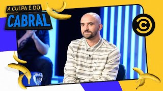 #PraPagarOsBoletos | Comedy Central A Culpa É Do Cabral