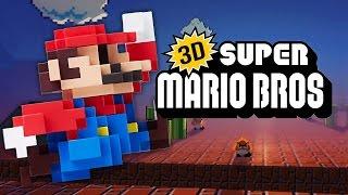 SUPER MARIO BROS EN 3D