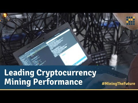 Leading Cryptocurrency Mining Performance / Genesis Mining #MiningTheFuture - The Series Episode 1