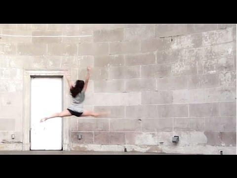 Aaron little love - Video dance Sabrina Lonis fevrier 2011 - New York central park