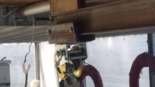 Кран балка из швелера(, 2015-05-24T09:13:48.000Z)
