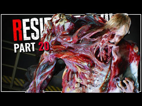 Same But Different - Let's Play Resident Evil 2 Remake Blind Part 20 [Claire B PC Gameplay]