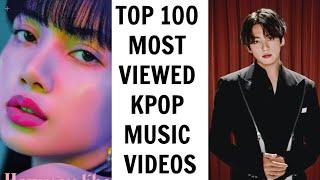 [TOP 100] MOST VIEWED KPOP MUSIC VIDEOS ON YOUTUBE | June 2020