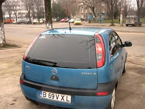 opel corsa c 2001 1 2 z12xe engine youtube. Black Bedroom Furniture Sets. Home Design Ideas