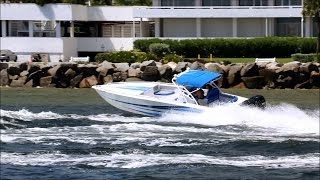 Concept 36 CC Ripping into Fort Lauderdale.