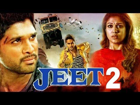 Allu Arjun Prabhash Anushka Shetthy Mukesh Rishi Rajpal Yadav (jeet 2 Movie Hd South Dubbed To Hindi