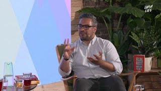 Lush Book Club Presents: Anna James in Conversation with Nikesh Shukla