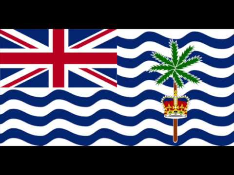 Ten Hours of the Territorial Anthem of the British Indian Ocean Territory
