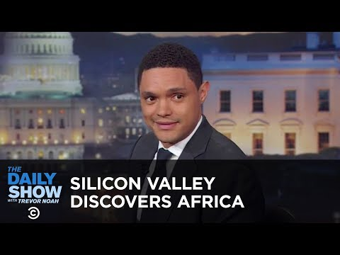 Silicon Valley Discovers Africa - Between The Scenes | The Daily Show thumbnail