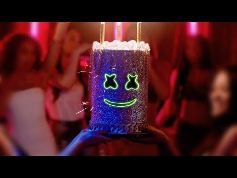Marshmello - Light It Up ft. Tyga & Chris Brown (Official Music Video)