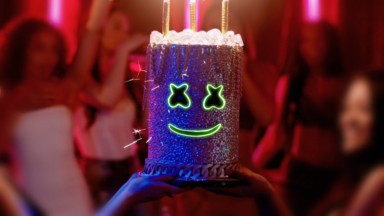 Resultado de imagen de marshmello light it up
