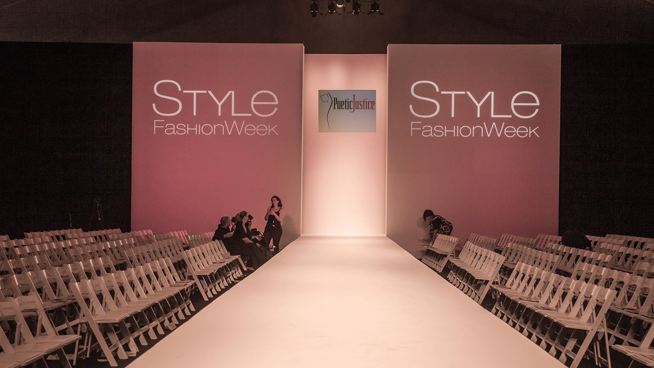 Poetic Justice Jeans Style Fashion Week La 2014 Youtube