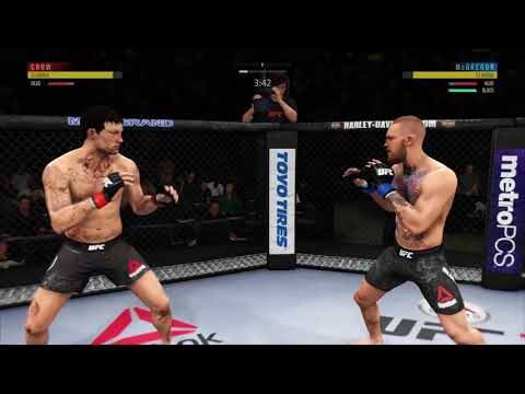 Conor to op ? Ufc3