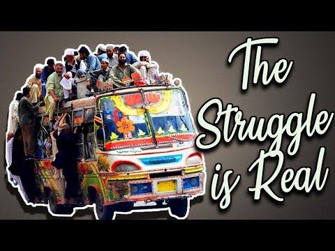 Revolution in transport | Pakistan is rising - Sana