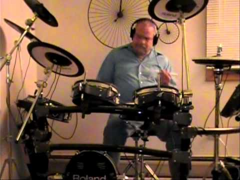 Hit The Road Jack Shirley Horn Drum  Ed Molloy Roland TDW20