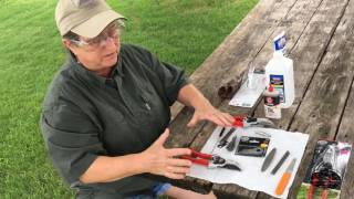 How To Sharpen Pruners