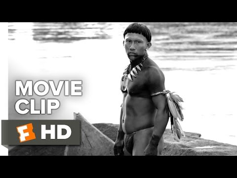 Embrace of the Serpent Movie CLIP - I Can't Leave a Compass Here (2016) - Movie HD