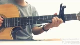 Hoa hồng dại - Binz (guitar cover)