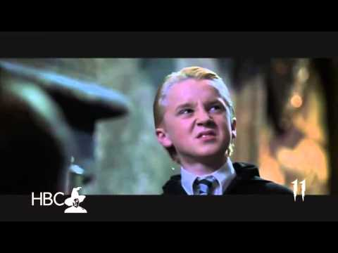 "Draco Malfoy Saying ""Potter"" 