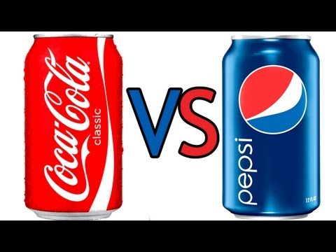a comparison on the two famous bevarage companies coca cola and pepsi 64 coca cola and pepsi essay examples from a comparison on the two famous bevarage companies, coca-cola and a comparison of the pepsi and coca cola.