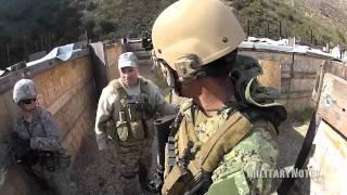Flashbang and Close Quarters Combat (CQC) Training