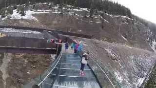 Glacier Skywalk An Adrenaline Pumping Experience