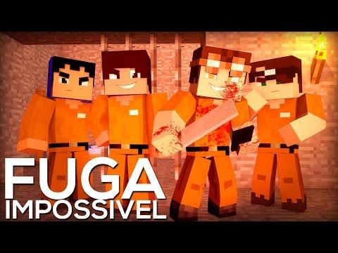Minecraft: FUGA IMPOSSÍVEL - O FILME
