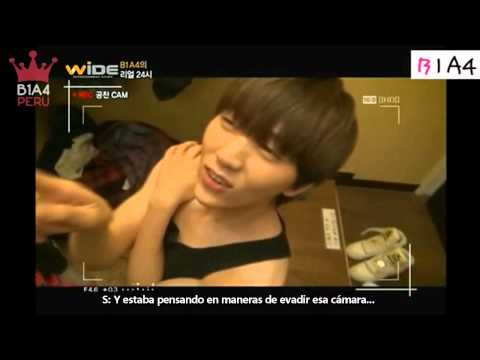 [120106] B1A4 Mnet Wide [1/3] (sub español)