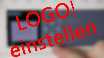 LOGO!8 einstellen (HD-Tutorial) | Edu Reson |