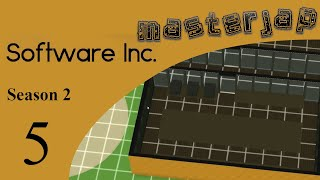 Let's Play Software Inc. :: S2 Episode 5:: Server Time