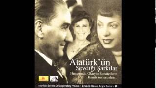 Atatürk'ün Sevdiği Şarkılar  - Vardar Ovası - Müzeyyen Senar